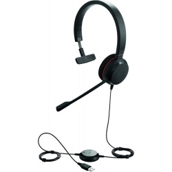 Jabra Evolve 20 MS Mono + Cable
