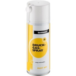 Teslanol D Dust-Off Spray 400ml.